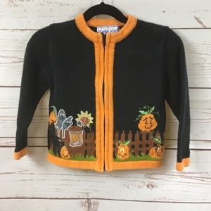 Girls Kobe Kids Sweater Falltime
